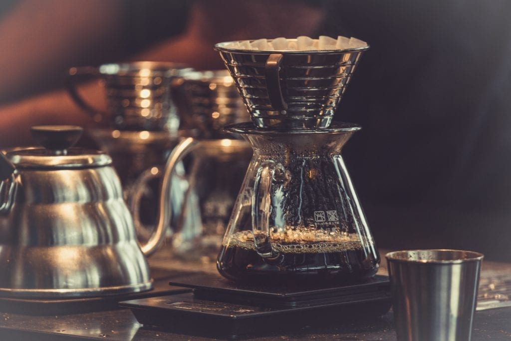 Pour Over - Brew Guide